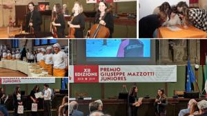 Premio Giuseppe Mazzotti Juniores premiazioni