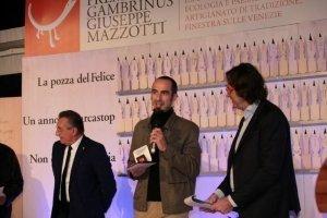 Fabio Andina Premio Giuseppe Mazzotti montagna