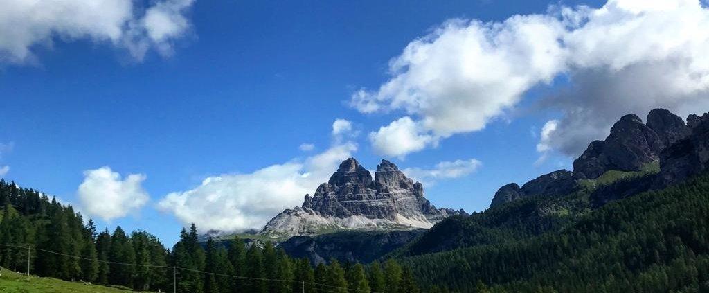 Misurina Premio Mazzotti Montagna